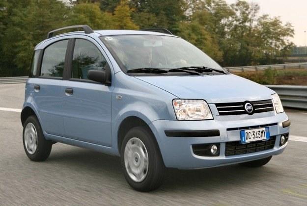 Fiat panda okazał się bezkonkurencyjny /INTERIA.PL