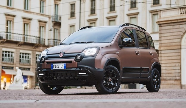 Fiat Panda Trussardi /Fiat