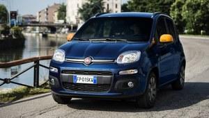 Fiat Panda w specjalnej edycji K-Way