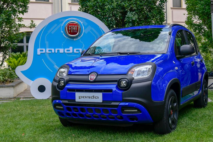Fiat Panda Waze /