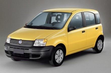 Fiat panda... /