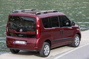 Fiat prezentuje gruntownie odświeżone Doblo