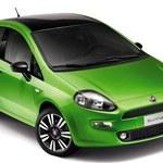 Fiat punto evo z dwucylindrowym silnikiem