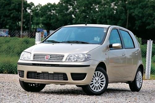 Fiat Punto II (1999-2012) /Motor