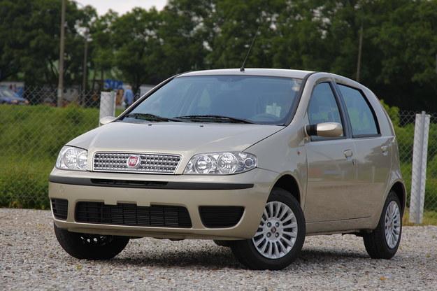 Fiat Punto II /Motor