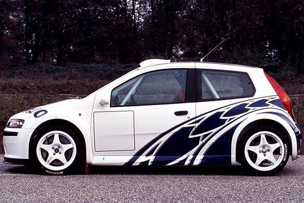 Fiat Punto Rally (kliknij) /INTERIA.PL