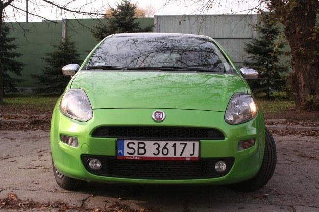 Fiat Punto TwinAir /INTERIA.PL