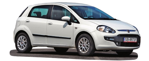Fiat Punto /Motor