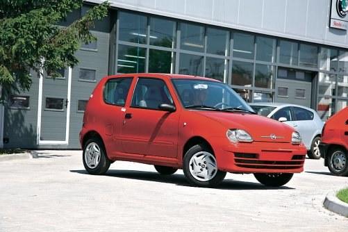 Fiat Seicento/600 (1998-2010) /Motor