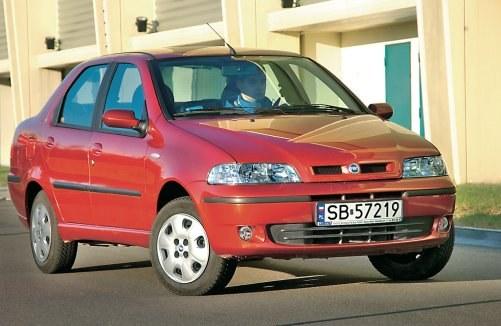 Fiat Siena/Albea (1997-2007) /Motor