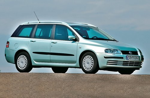 Fiat Stilo (2001-2007) /Motor