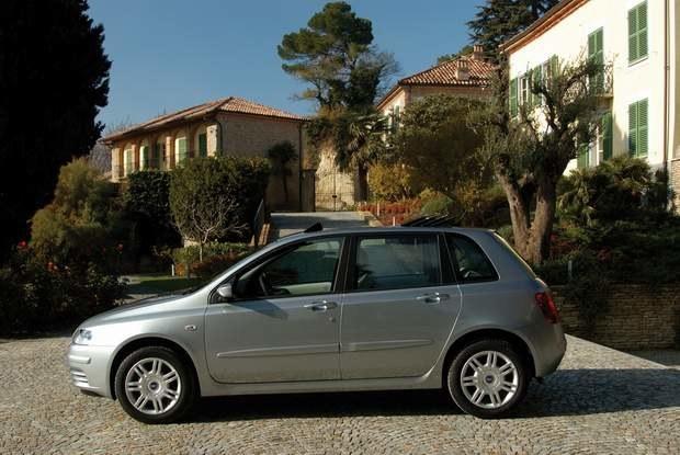 Fiat Stilo / Kliknij /INTERIA.PL