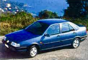 Fiat Tempra /Motor