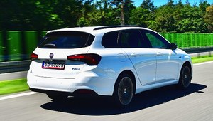 Fiat Tipo SW 1.6 MultiJet S-Design - test
