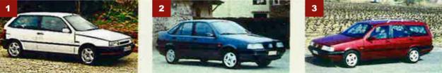 Fiat Tipo wersje /Motor