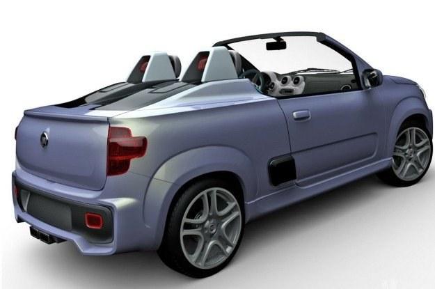 Fiat uno kabriolet /