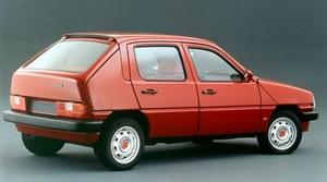 Fiat VSS - klejony z części