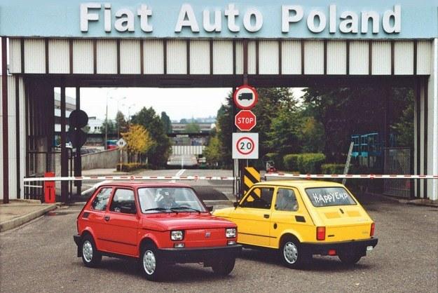 Fiat z ostatniej serii Happy End /