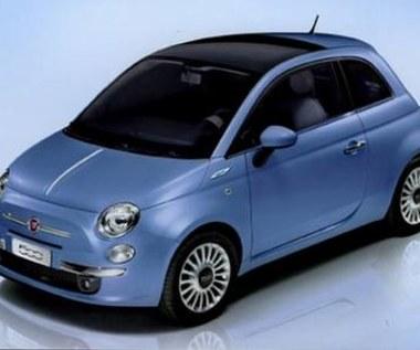 Fiat z Polski na salonie... meblarskim