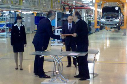 Fiat zawiera sojusz na zasadzie spółki join venture z rosyjską firmą Sollers /