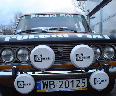 Fiatem 125p na Rajd Monte Carlo!