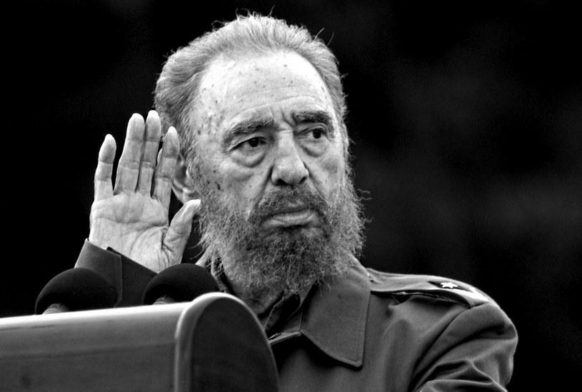 Fidel Castro nie żyje /PAP/EPA