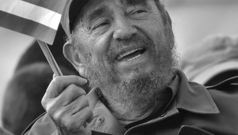 Fidel Castro /ALEJANDRO ERNESTO  /PAP/EPA