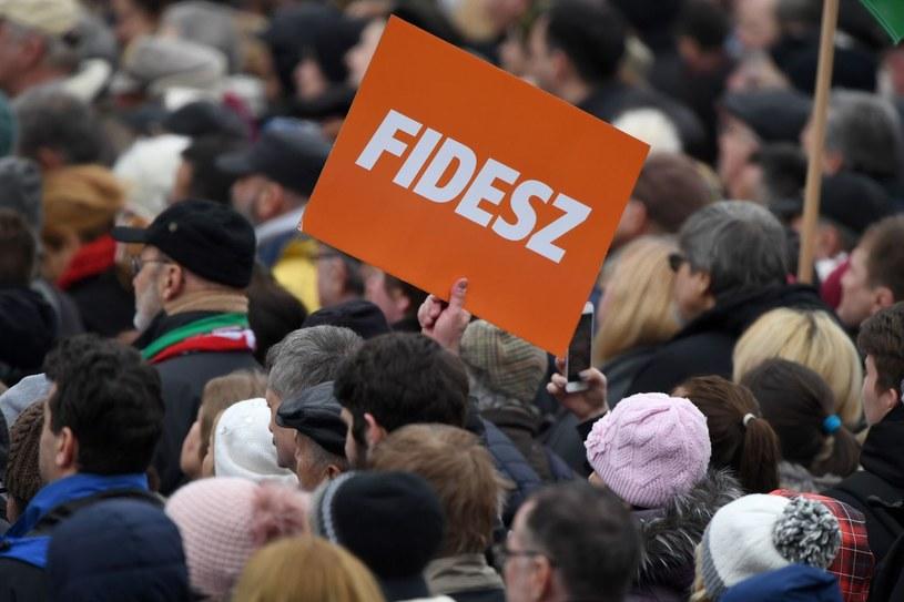 Fidesz; zdj. ilustracyjne /AFP