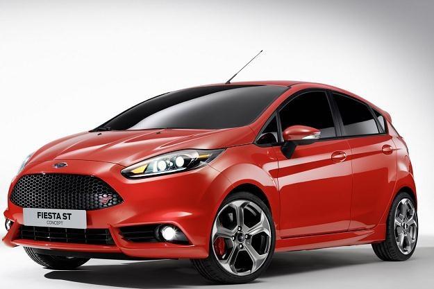Fiesta ST concept /