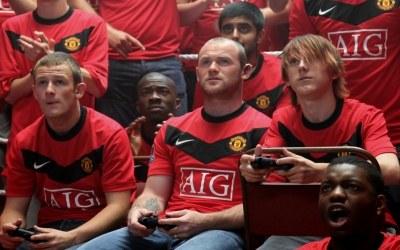 FIFA 10 - kadr z reklamy telewizyjnej /Informacja prasowa