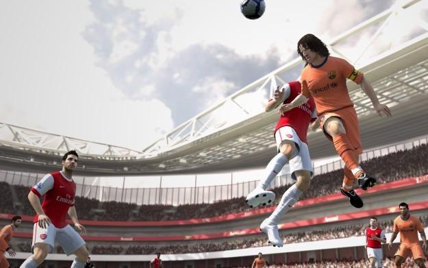 FIFA 11 - motyw graficzny /Informacja prasowa