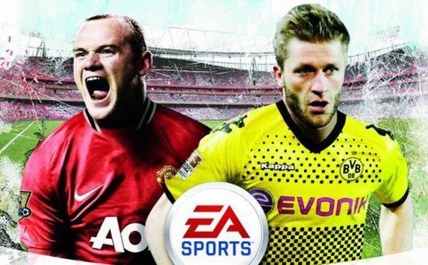 FIFA 12 - na polskiej okładce gry pojawi się Wayne Rooney i Kuba Błaszczykowski /Informacja prasowa
