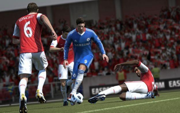 FIFA 12: Wersja PC i konsolowe mają być takie same. Czy to dobrze? Ocenimy po premierze /Informacja prasowa