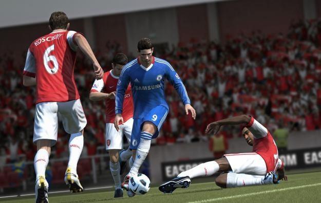 FIFA 12 z nowym komentatorem w anglojęzycznej wersji gry /CDA