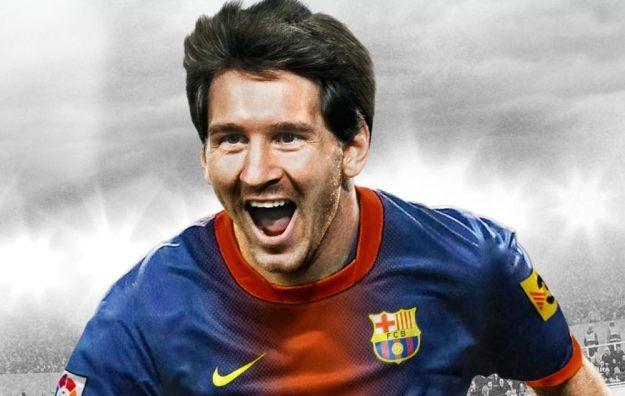 FIFA 13 - fragment okładki gry /Informacja prasowa
