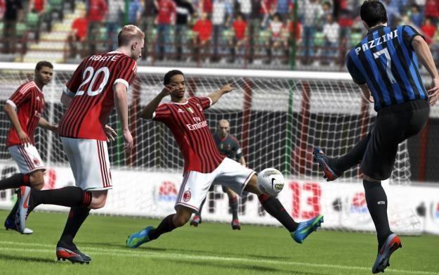 FIFA 13 - motyw graficzny /Informacja prasowa