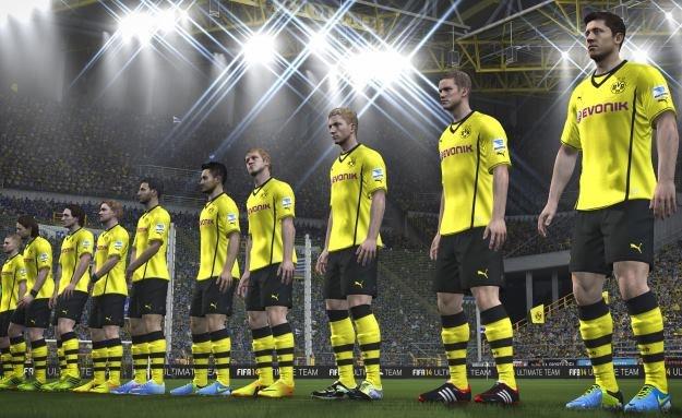 FIFA 14 bez komentarzy Szpakowskiego i Szaranowicza? Tylko na nowych konsolach PlayStation 4 i Xbox One /materiały prasowe