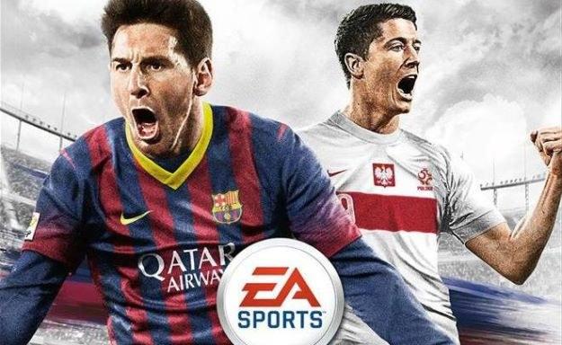 FIFA 14 /materiały prasowe