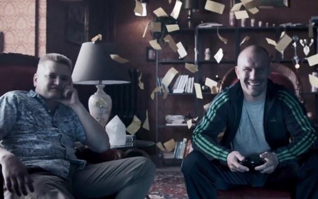 FIFA 15 - fragment spot reklamowego znaleziony w serwisie YouTube.com /materiały prasowe