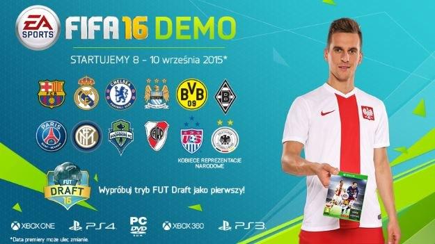 FIFA 16 /materiały prasowe