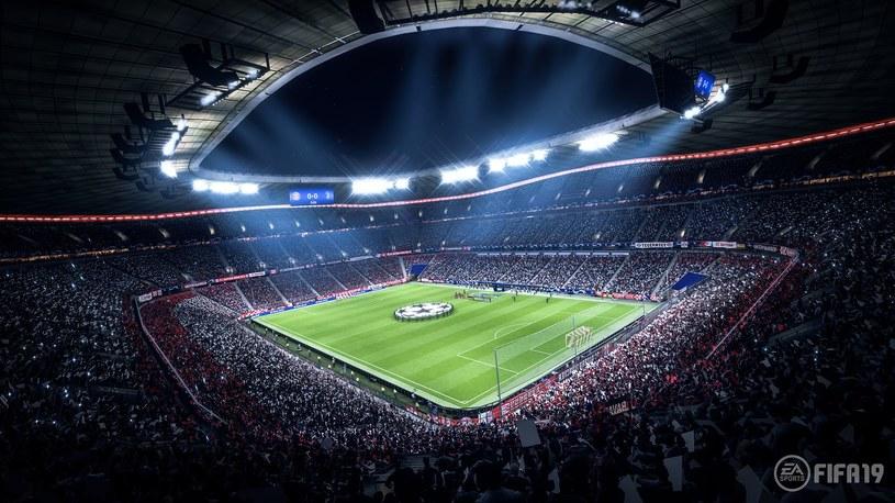FIFA 19 /materiały prasowe