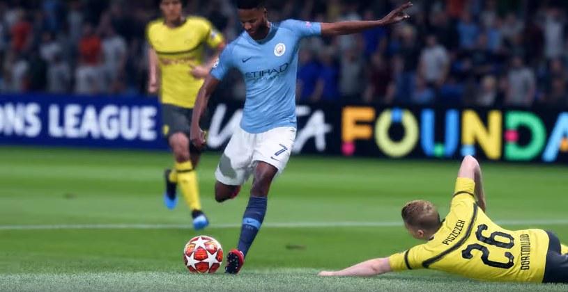 FIFA 20 /materiały prasowe