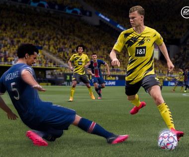 FIFA 21 – pojawił się pierwszy zestaw Ones to Watch