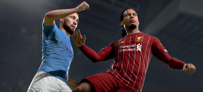 FIFA 21 /materiały prasowe