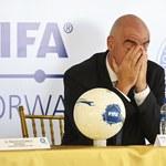 FIFA stanęła w obronie Gianniego Infantino