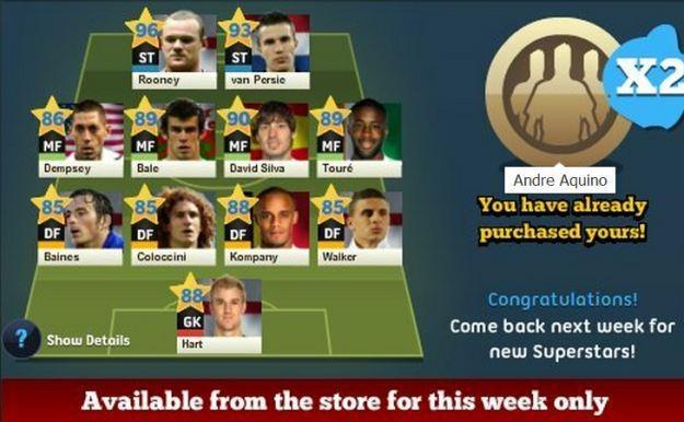FIFA Superstars - motyw graficzna /Informacja prasowa