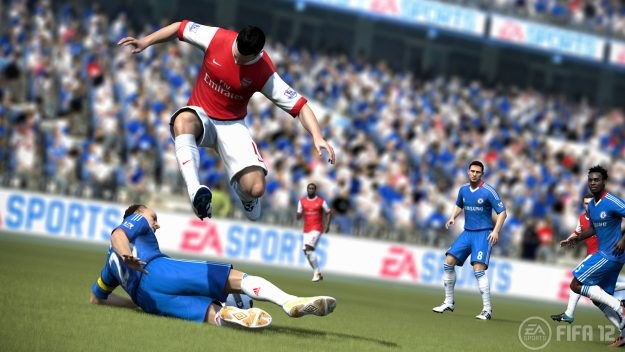 FIFA udowodniła już, że zasługuje na miano króla gier sportowych. Nowa odsłona to tylko potwierdzi /Informacja prasowa