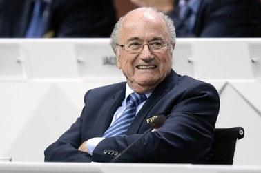 FIFA wybrała prezydenta. Blatter pozostaje na stanowisku