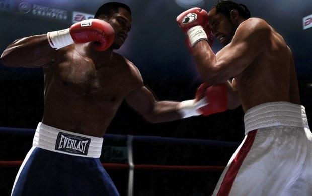 Fight Night Champion - motyw graficzny /Informacja prasowa