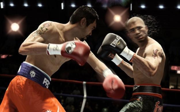 Fight Night: Champion - motyw graficzny /Informacja prasowa